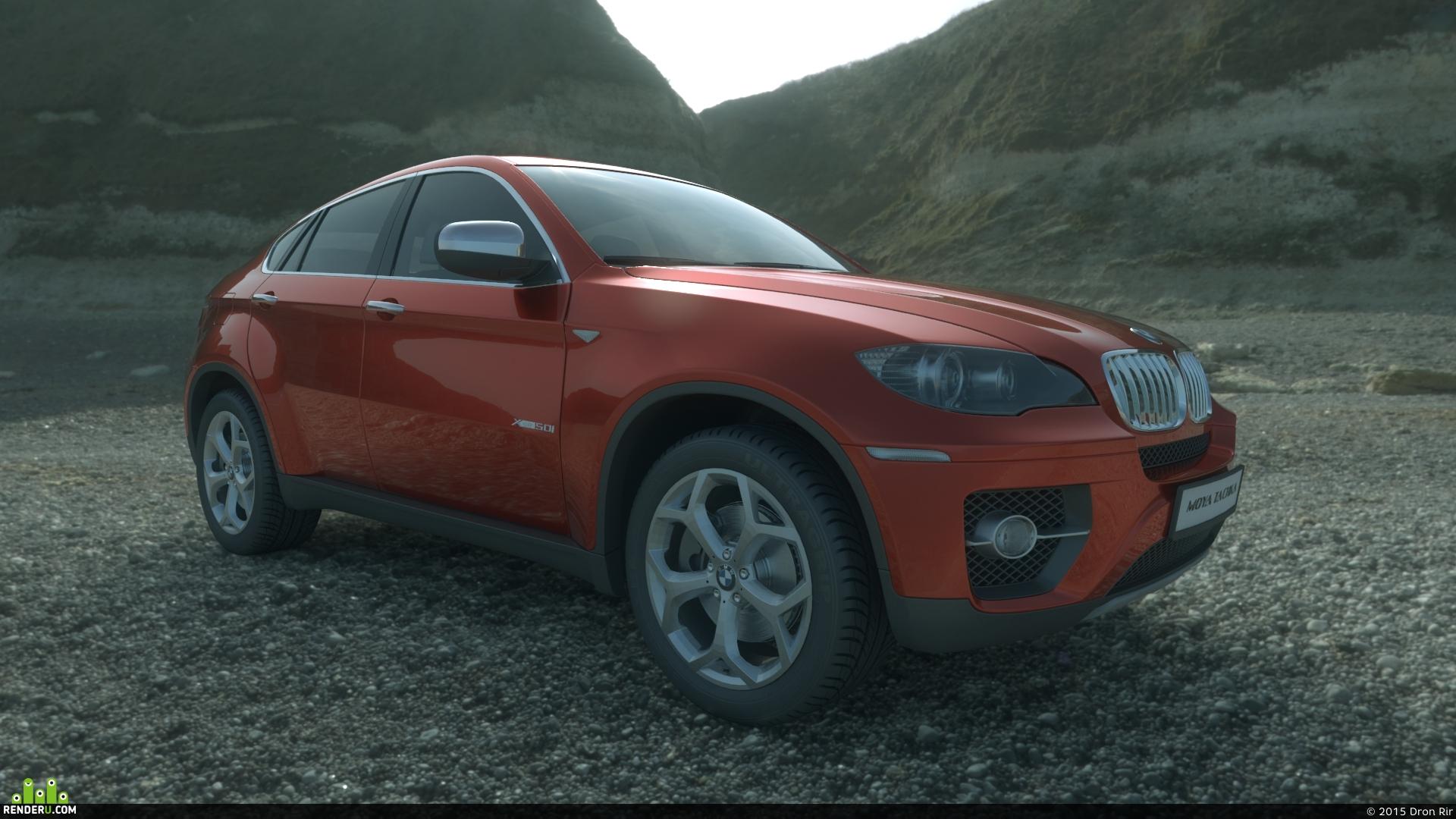 preview BMW X6