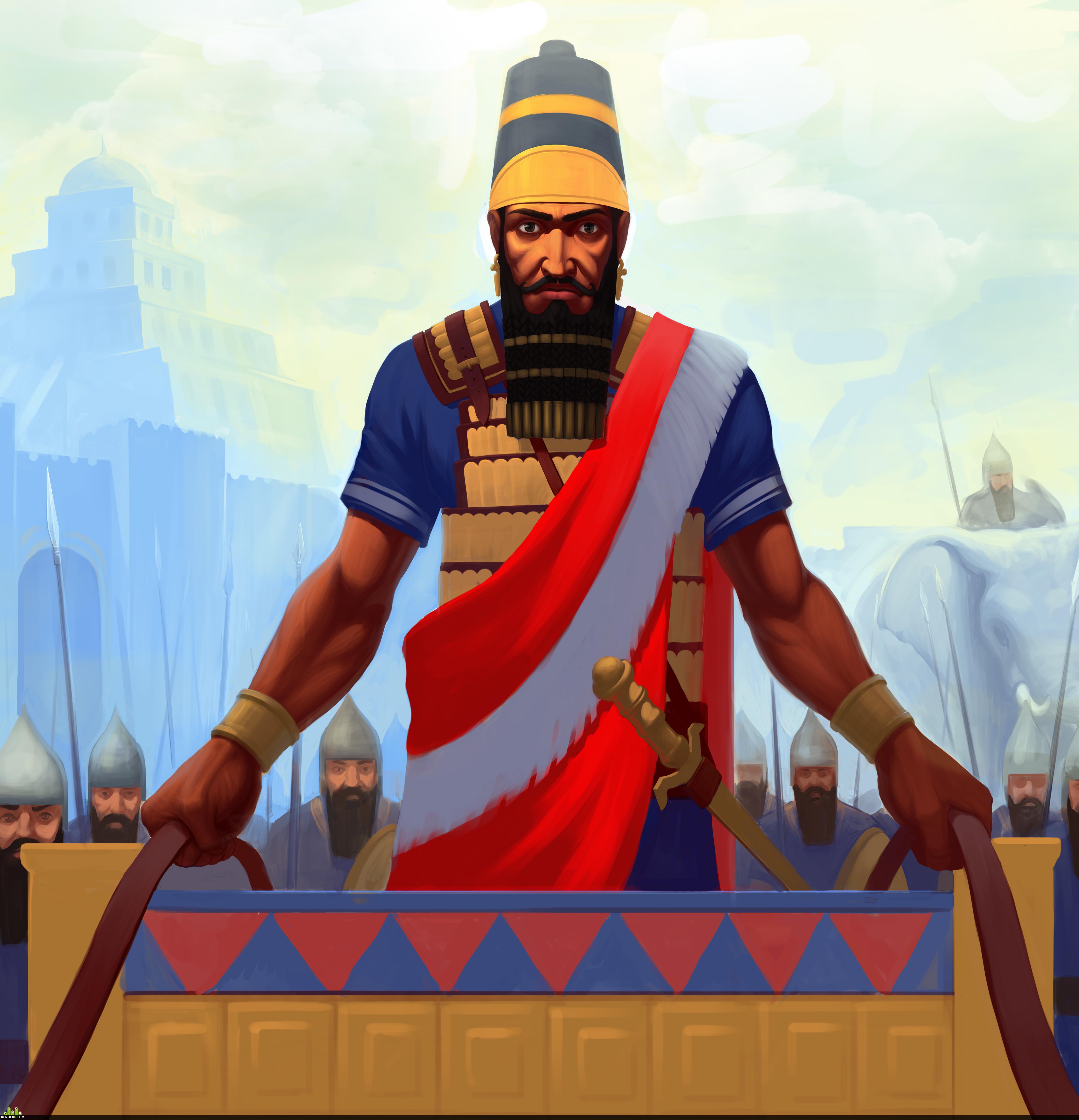 preview Царь Набонид