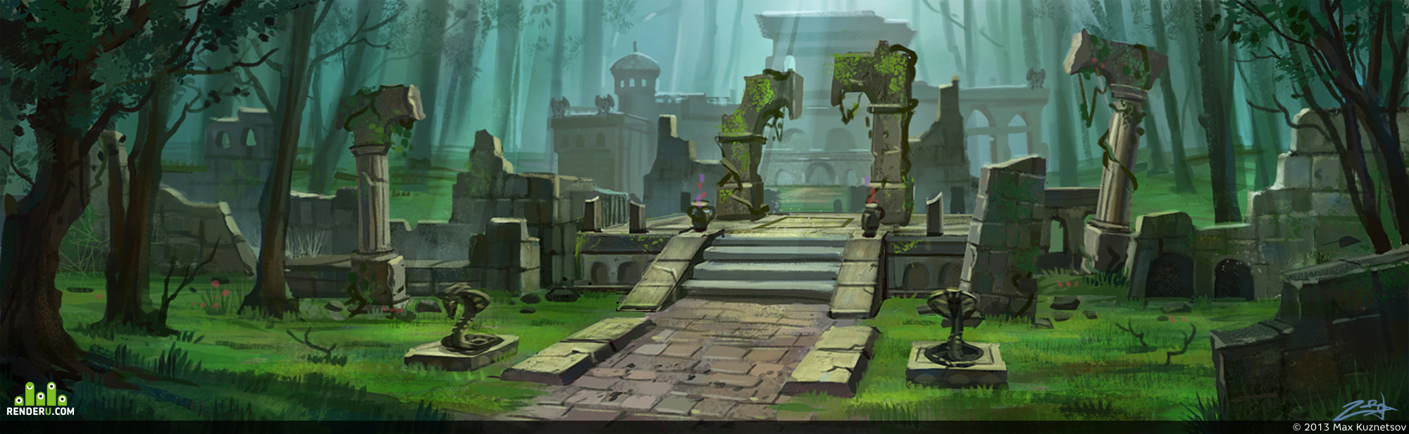 preview Ruins