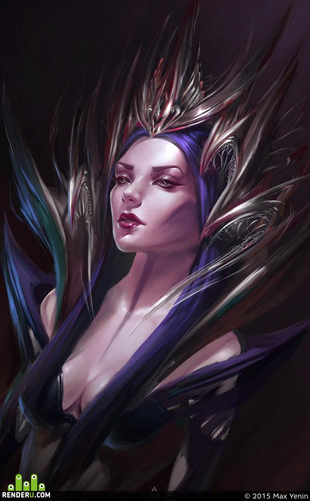 preview Queen_Violett