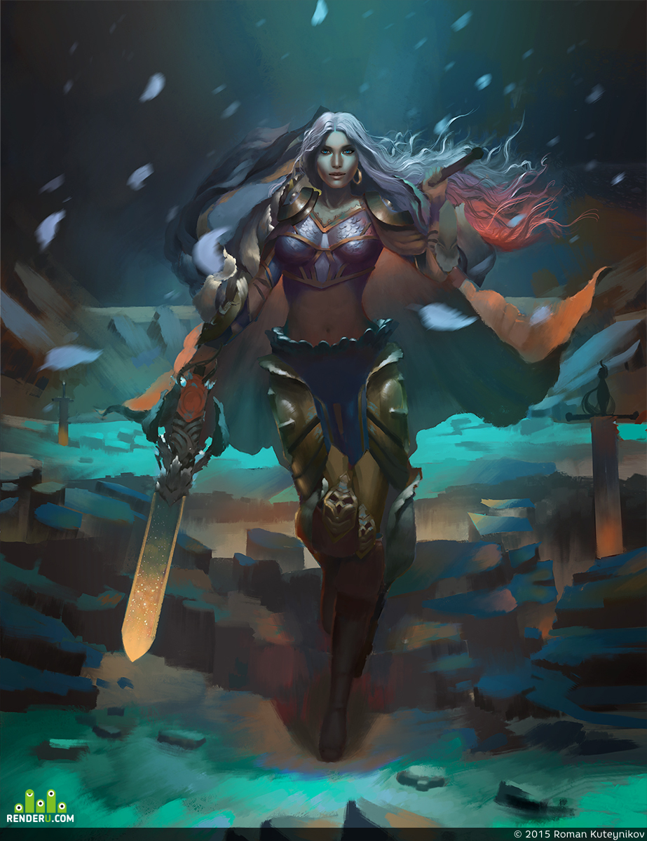 preview The Woman Warrior
