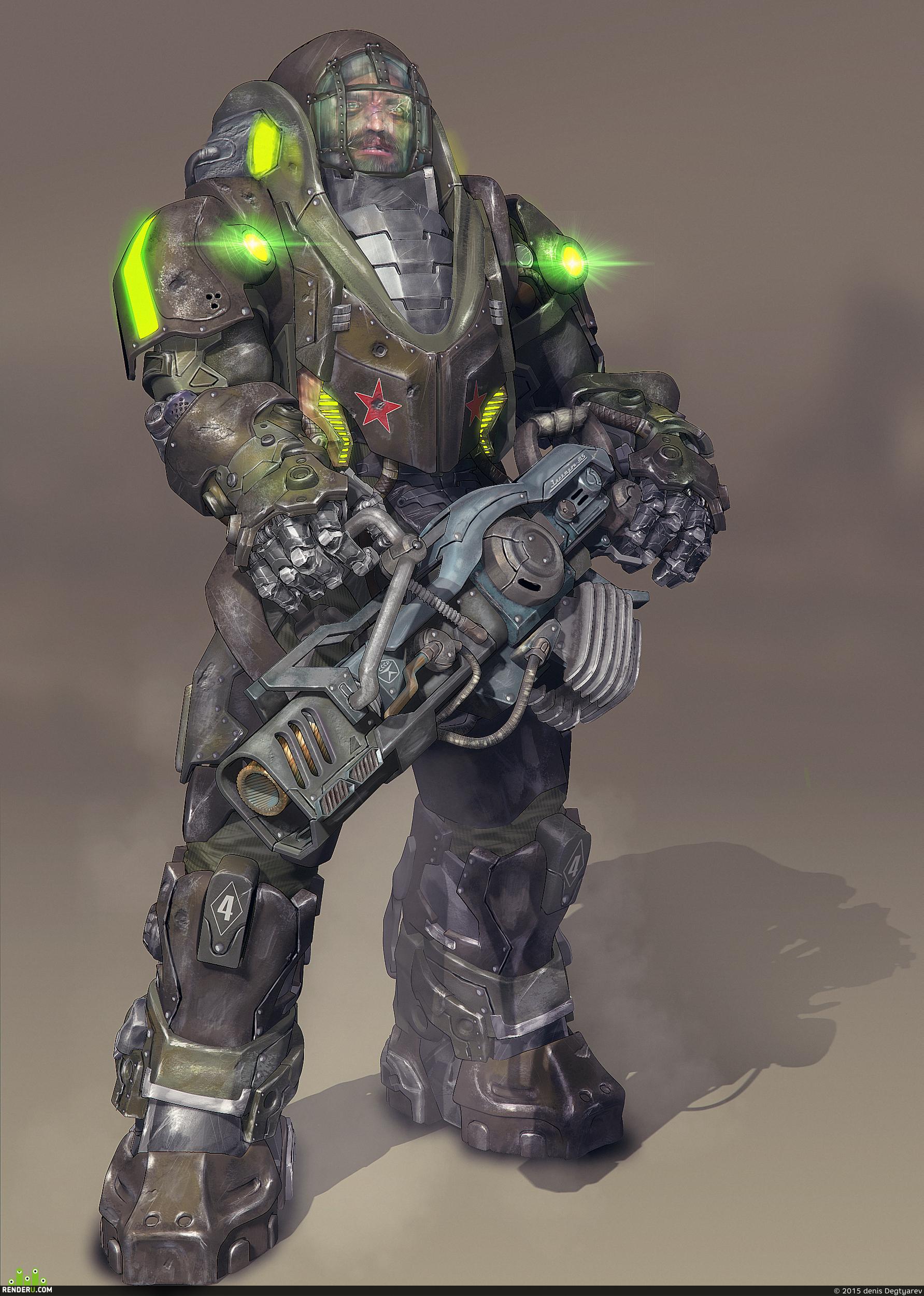 preview heavy armor concepte