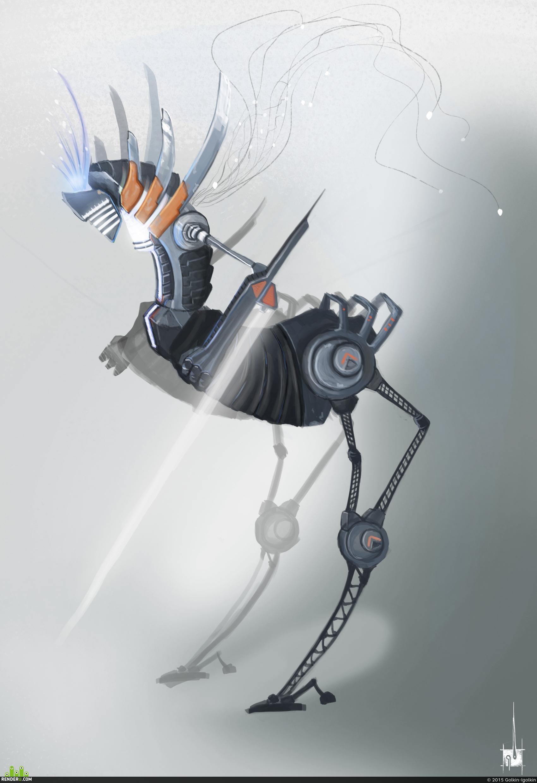 preview robo grig