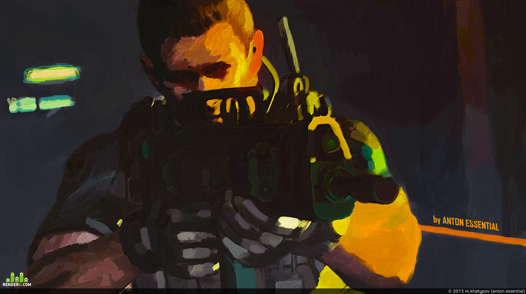preview Chris Redfield