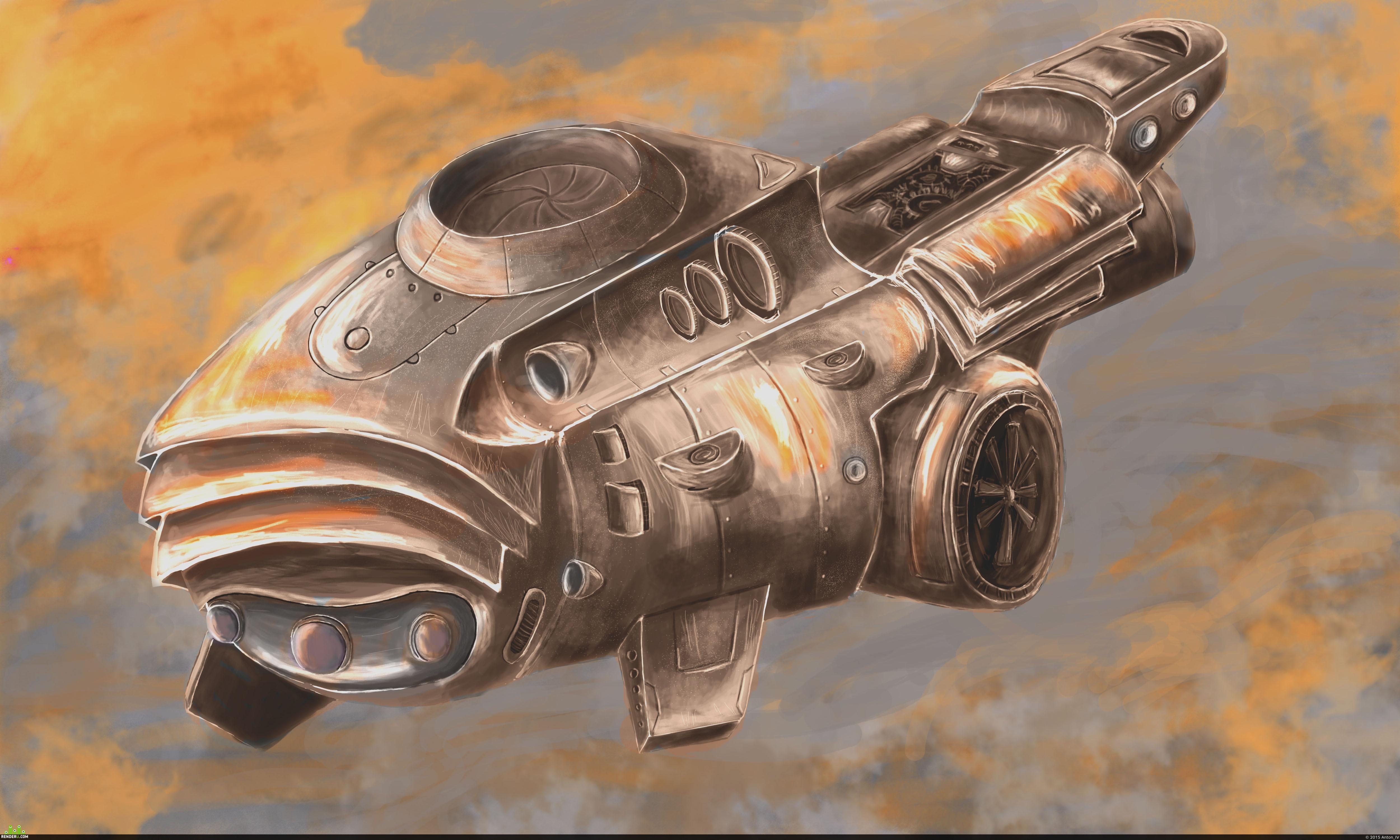 """preview Титан """"Небесный кит"""""""