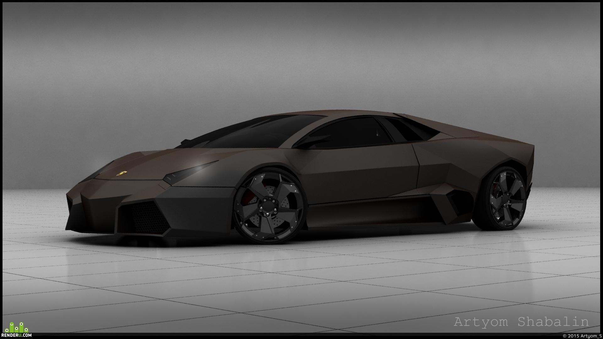 preview Lamborghini Reventon