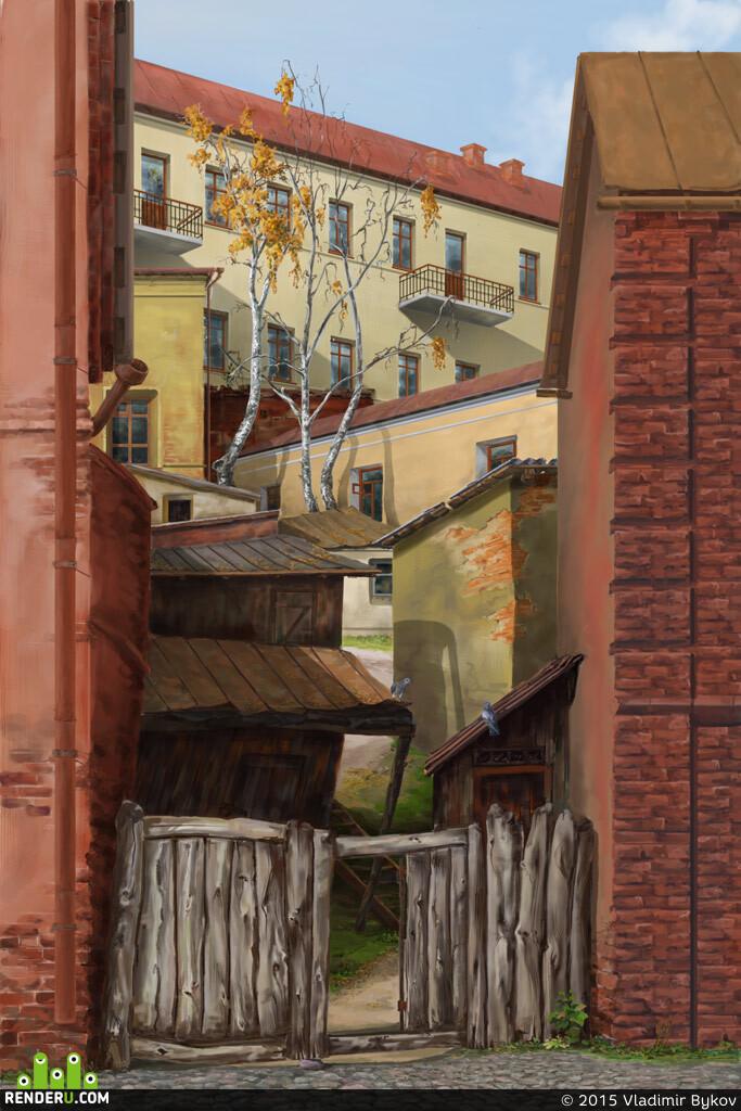 preview Город ее детства(Витебск)
