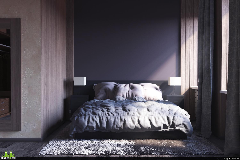 preview VIP спальня для загородной гостиницы