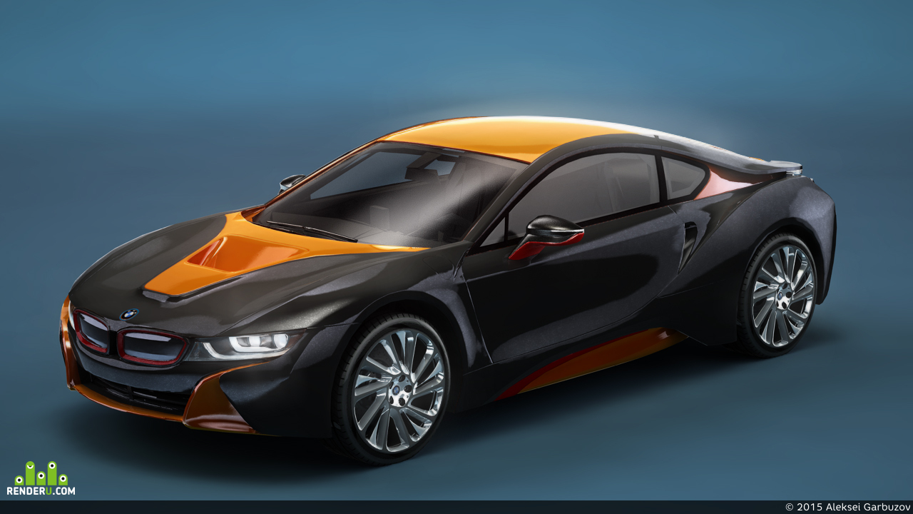 preview bmw i8