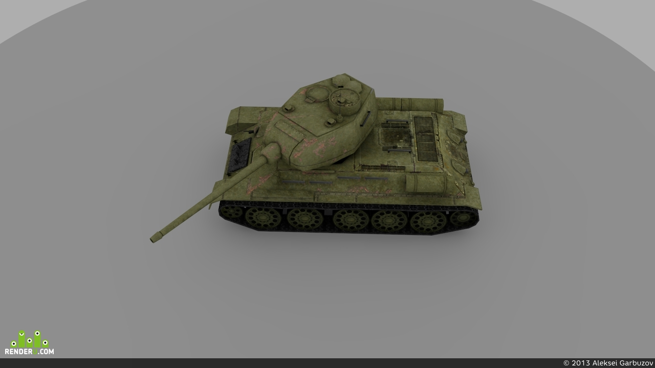 preview T 34-85