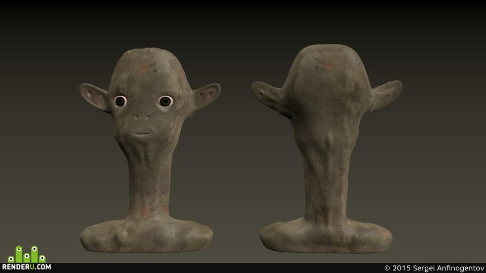 preview Инопланетянин