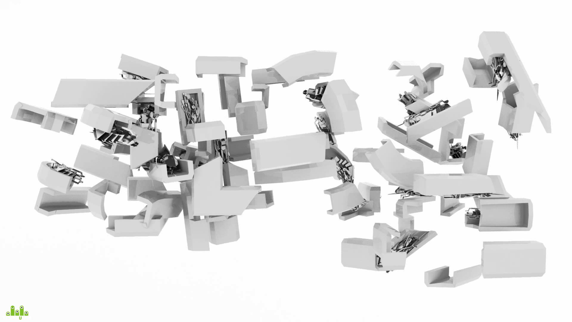 preview Анимированное 3Д лого