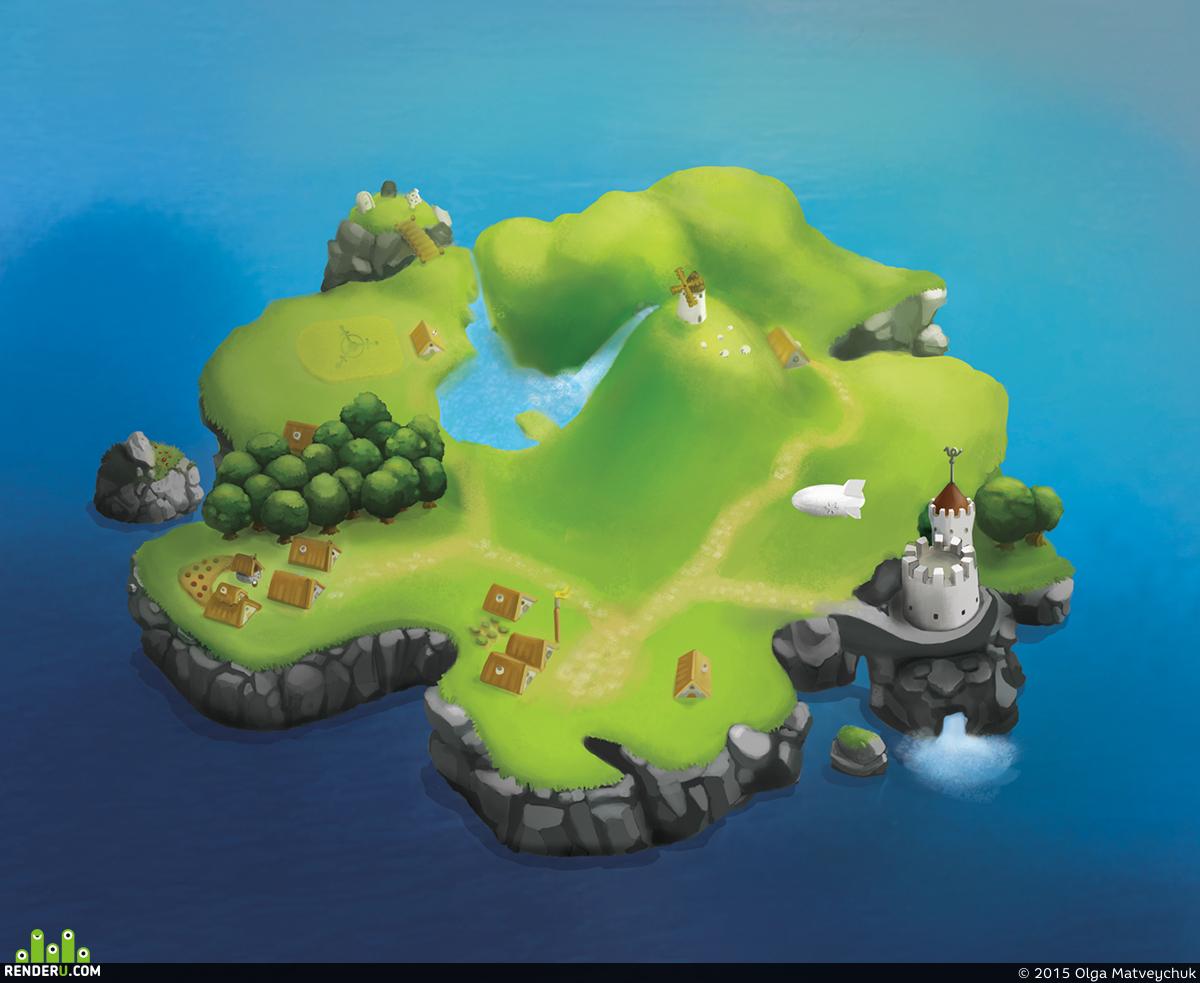 preview Затерянный остров