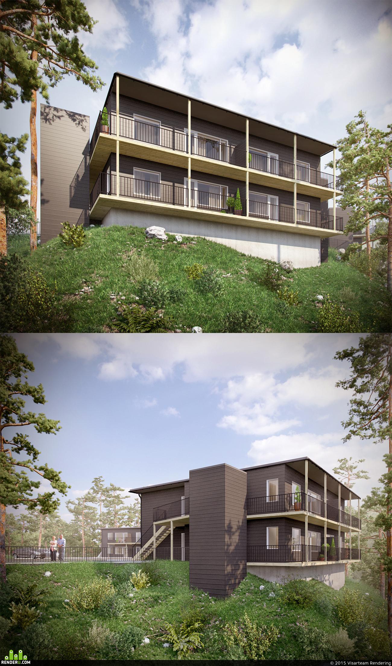 preview Дом в Швеции