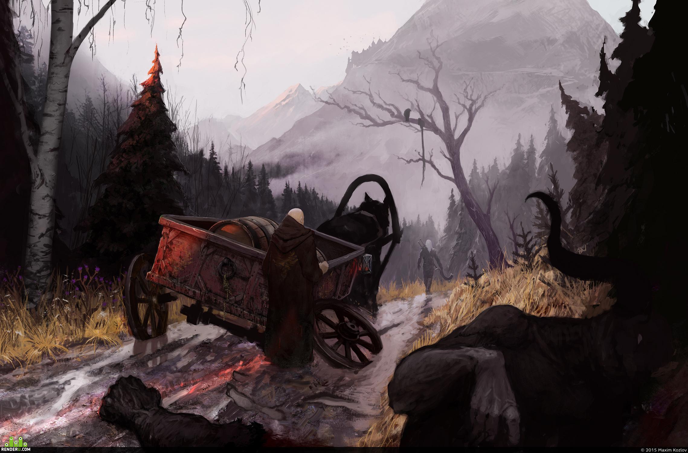 preview Ведьмак