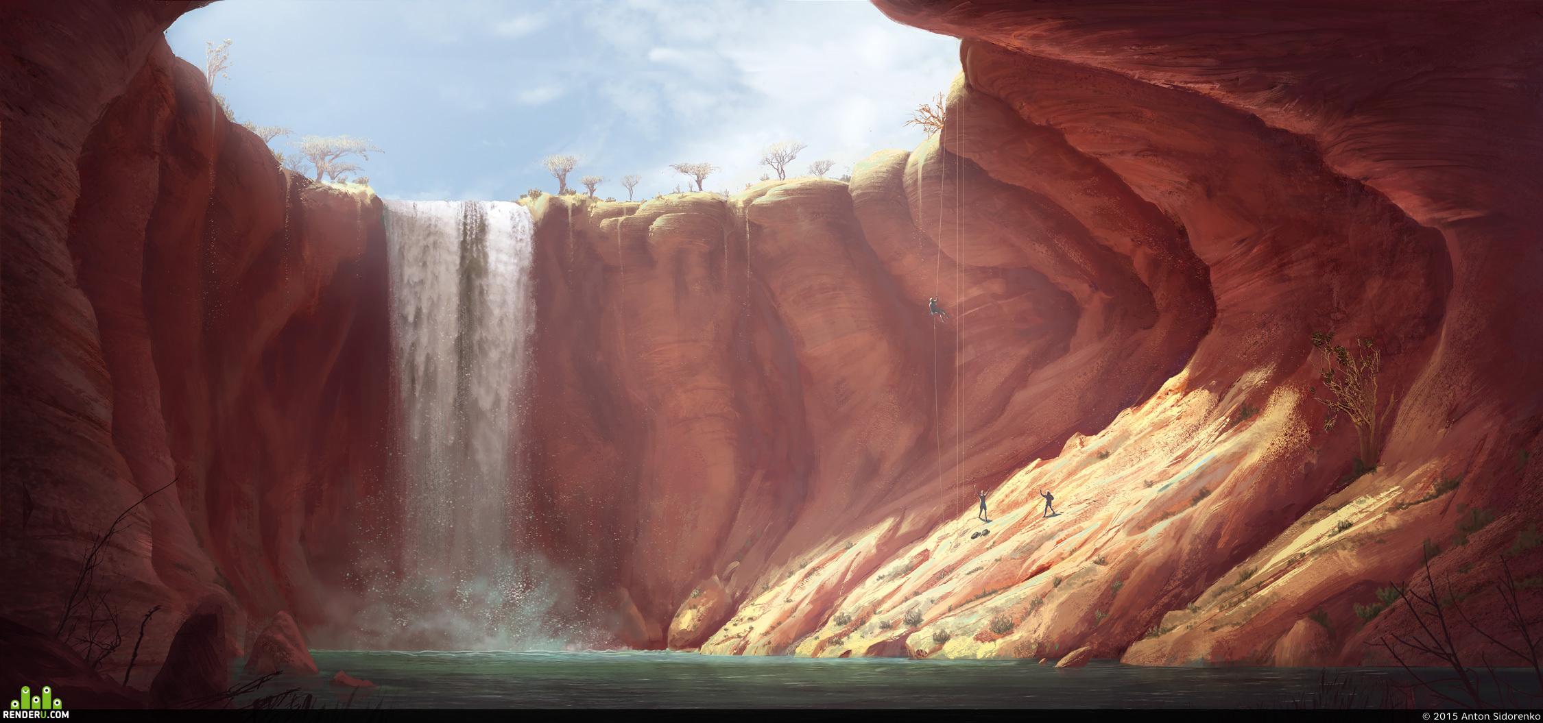 preview Находка в каньоне