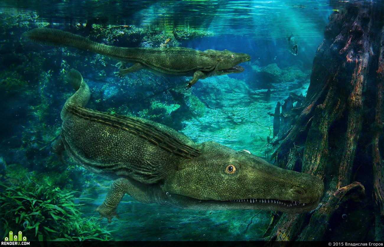 preview Melosaurus uralensis