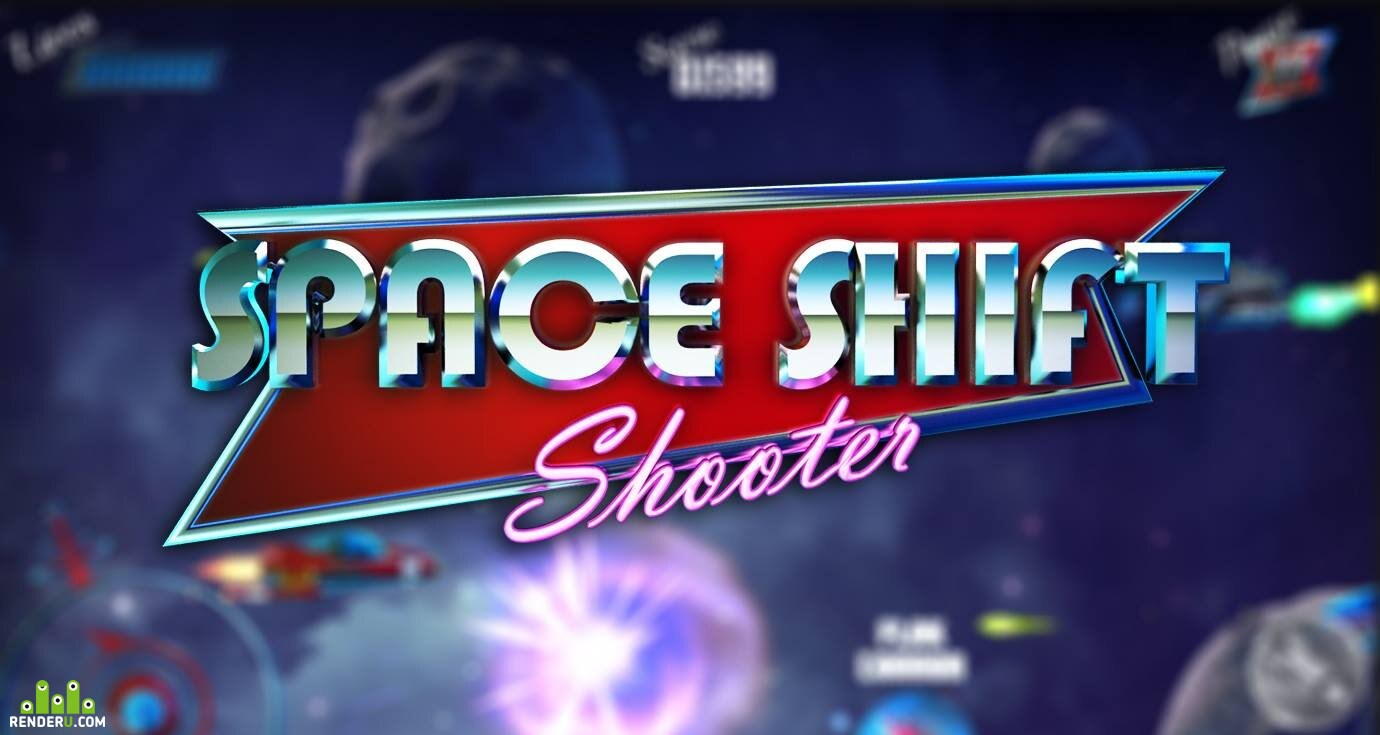 preview Space Shift: The Beginning - Game Trailer
