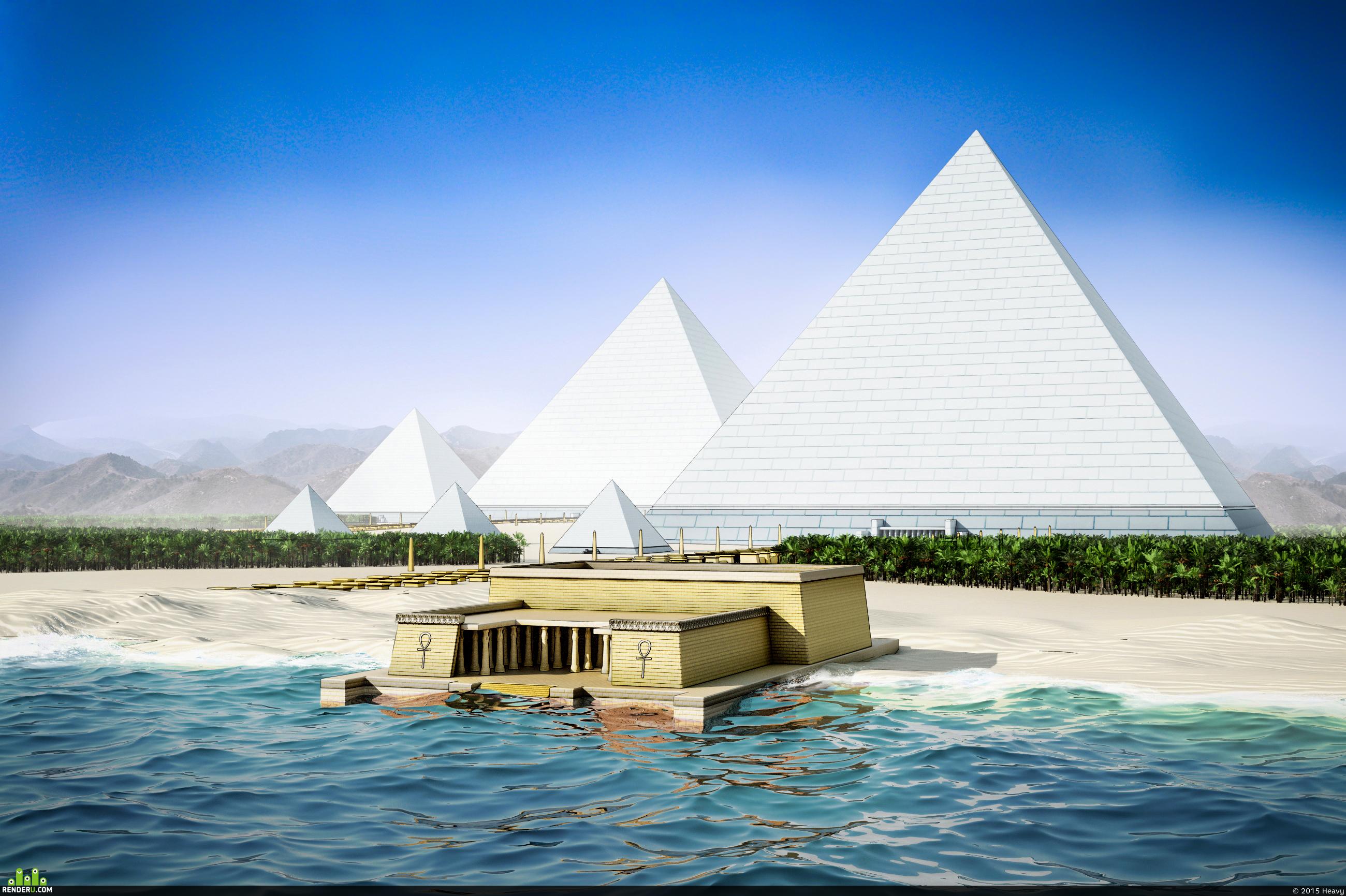 preview Пирамида Хеопса
