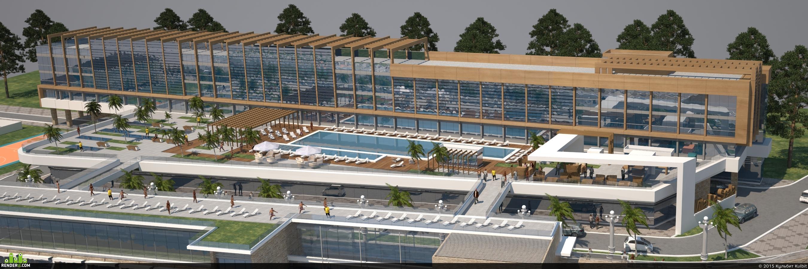 preview Гостиница в Анапе
