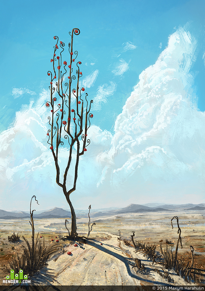 preview Пустыня
