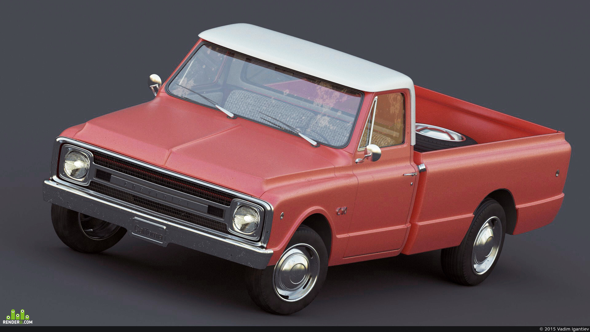 preview Chevrolet C10