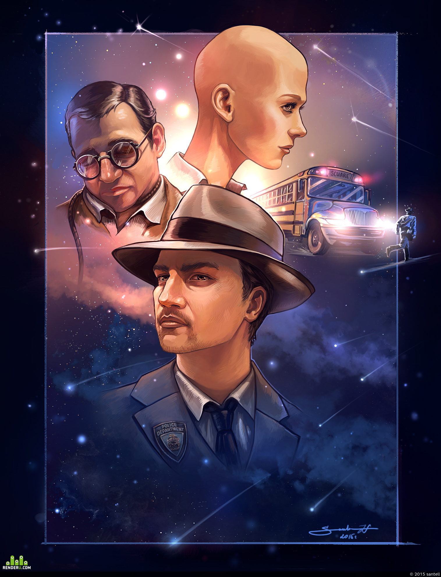 preview the last policeman