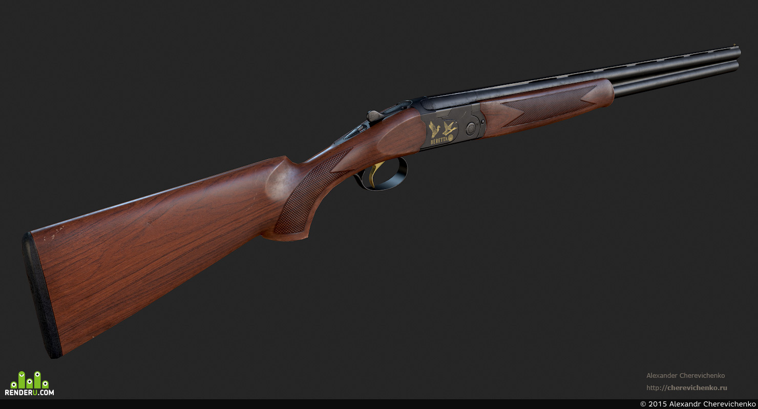 preview Ружье Beretta 686