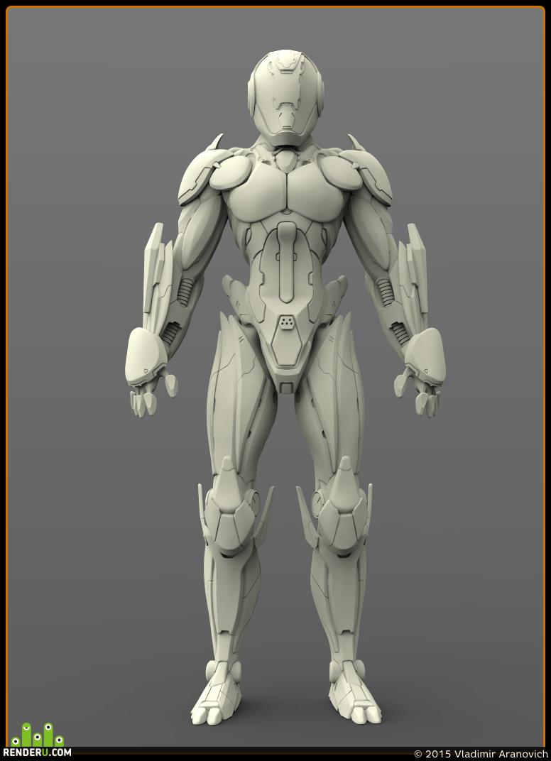 preview Concept robot VA15