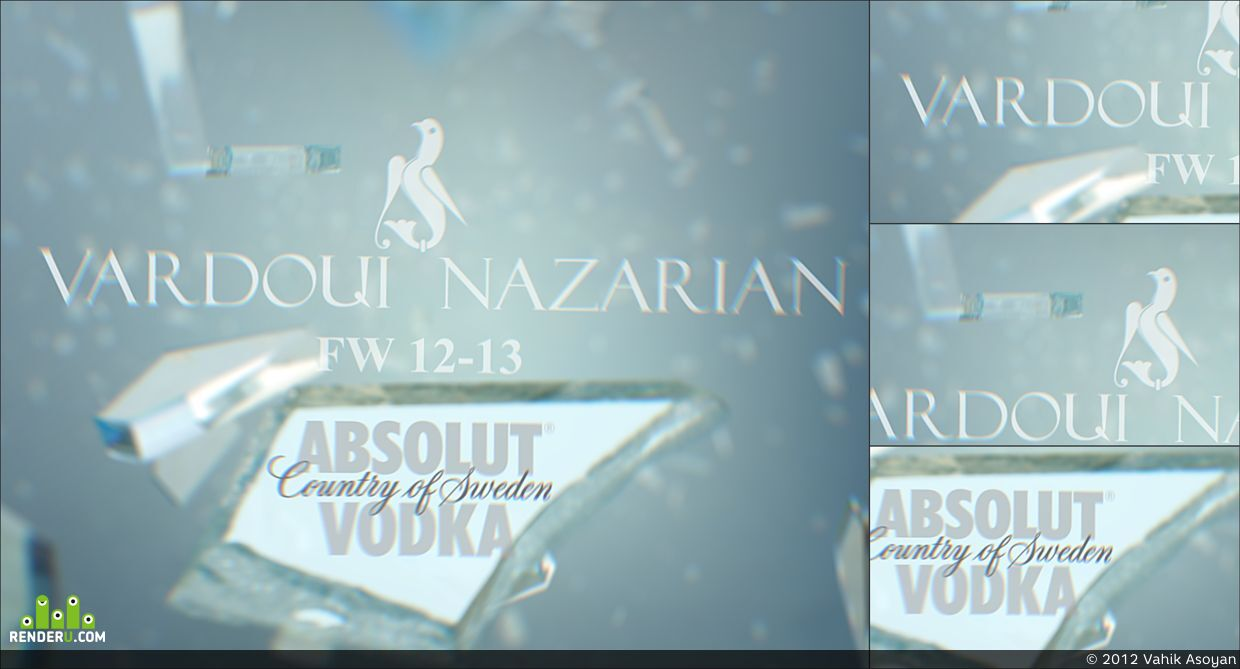 preview Vardoui Nazarian Fashion Show