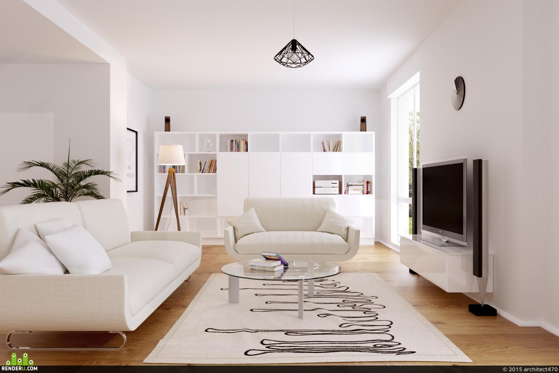 preview Светлые апартаменты в Италии