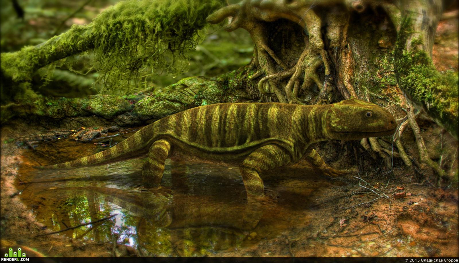 preview Rhipaeosaurus tricuspidens