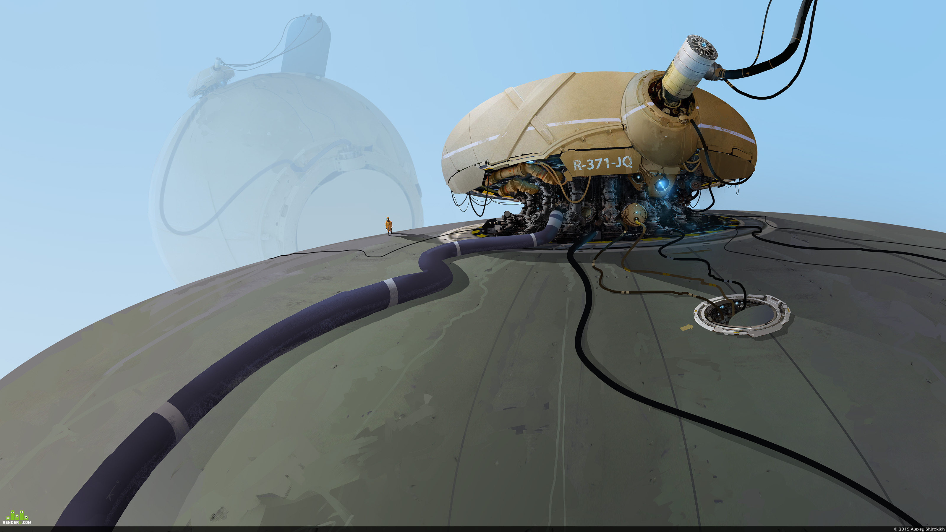 preview старый реактор