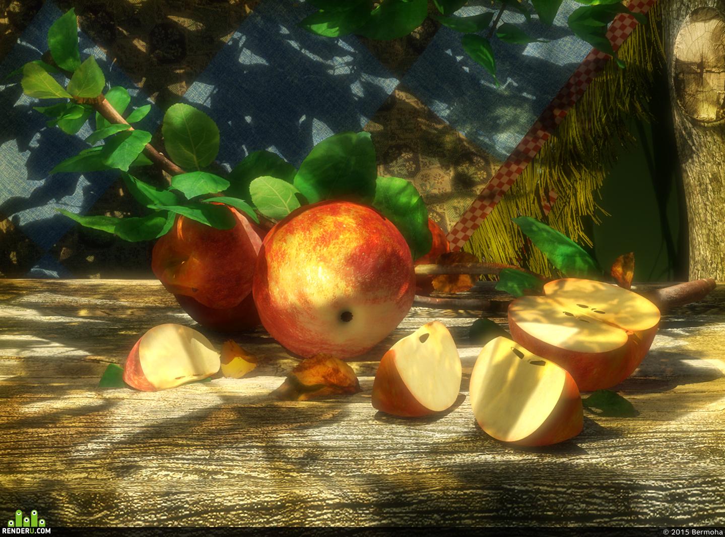 preview Яблоки