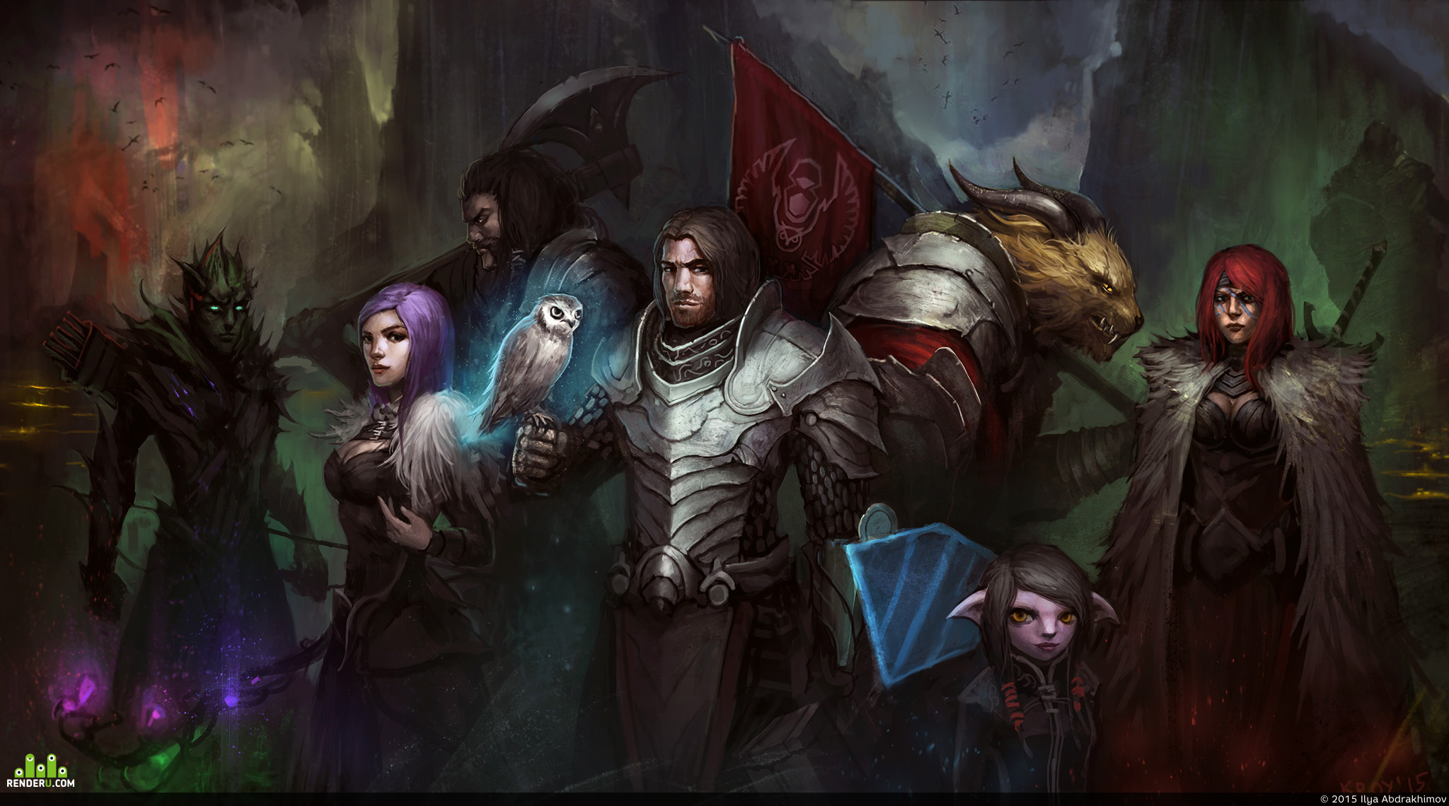 preview Guild wars 2