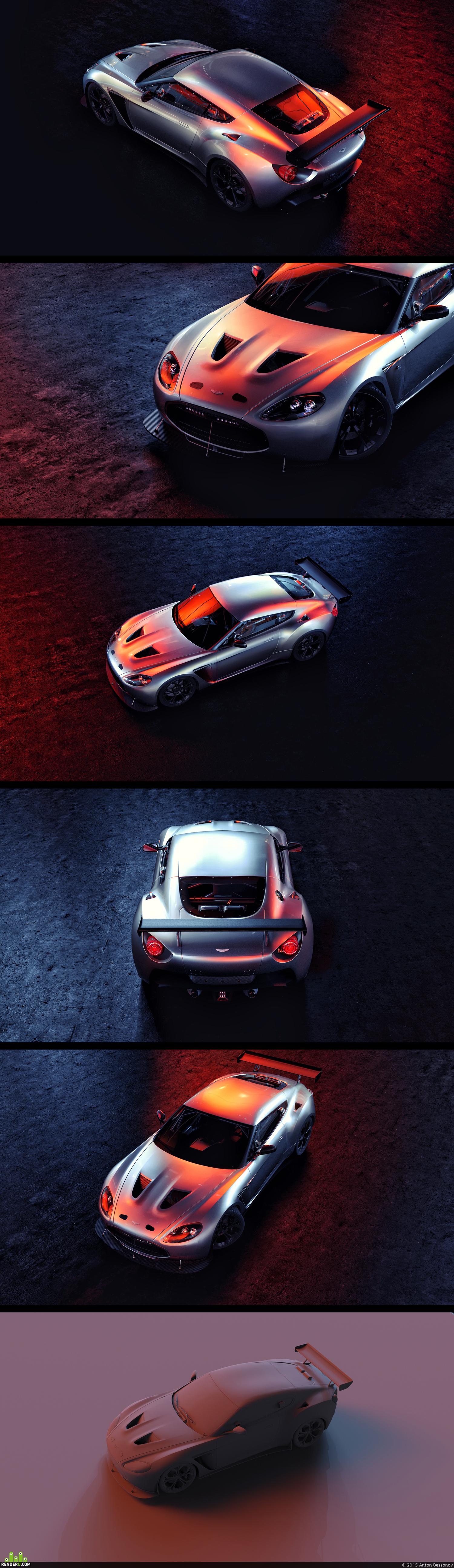preview Aston Martin Zagato