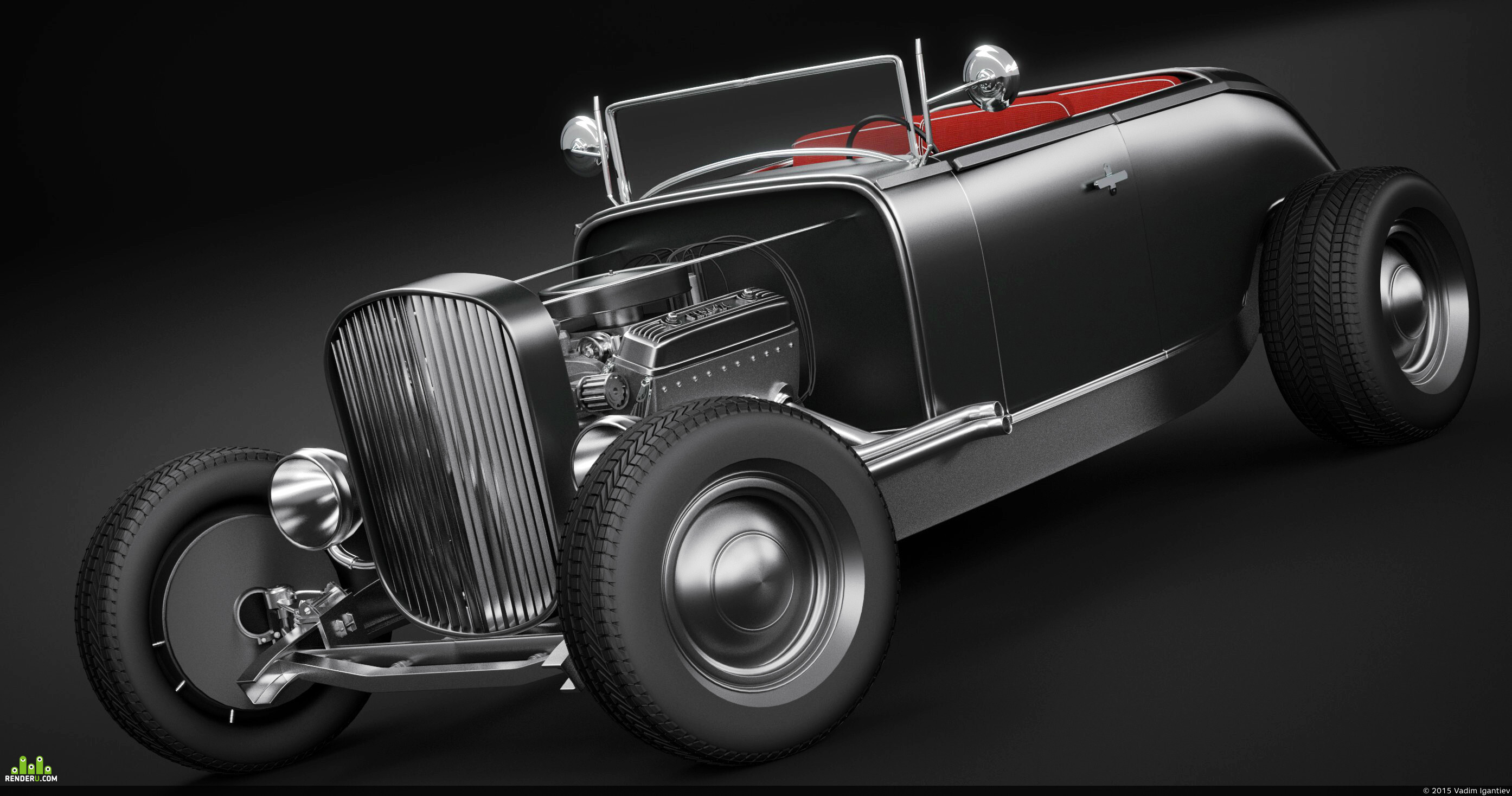 preview Ford Hot Rod