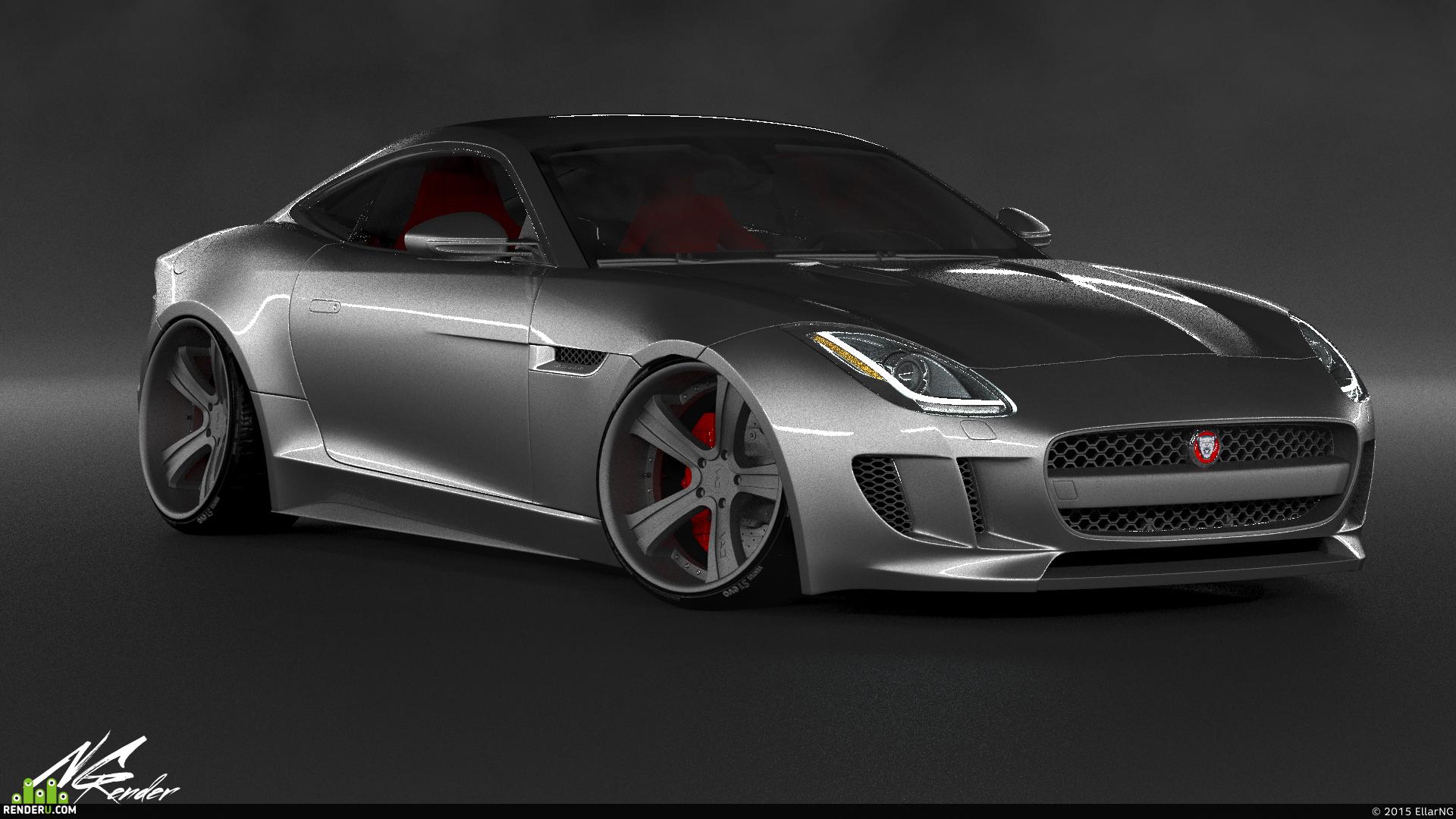 preview Jaguar F-Type