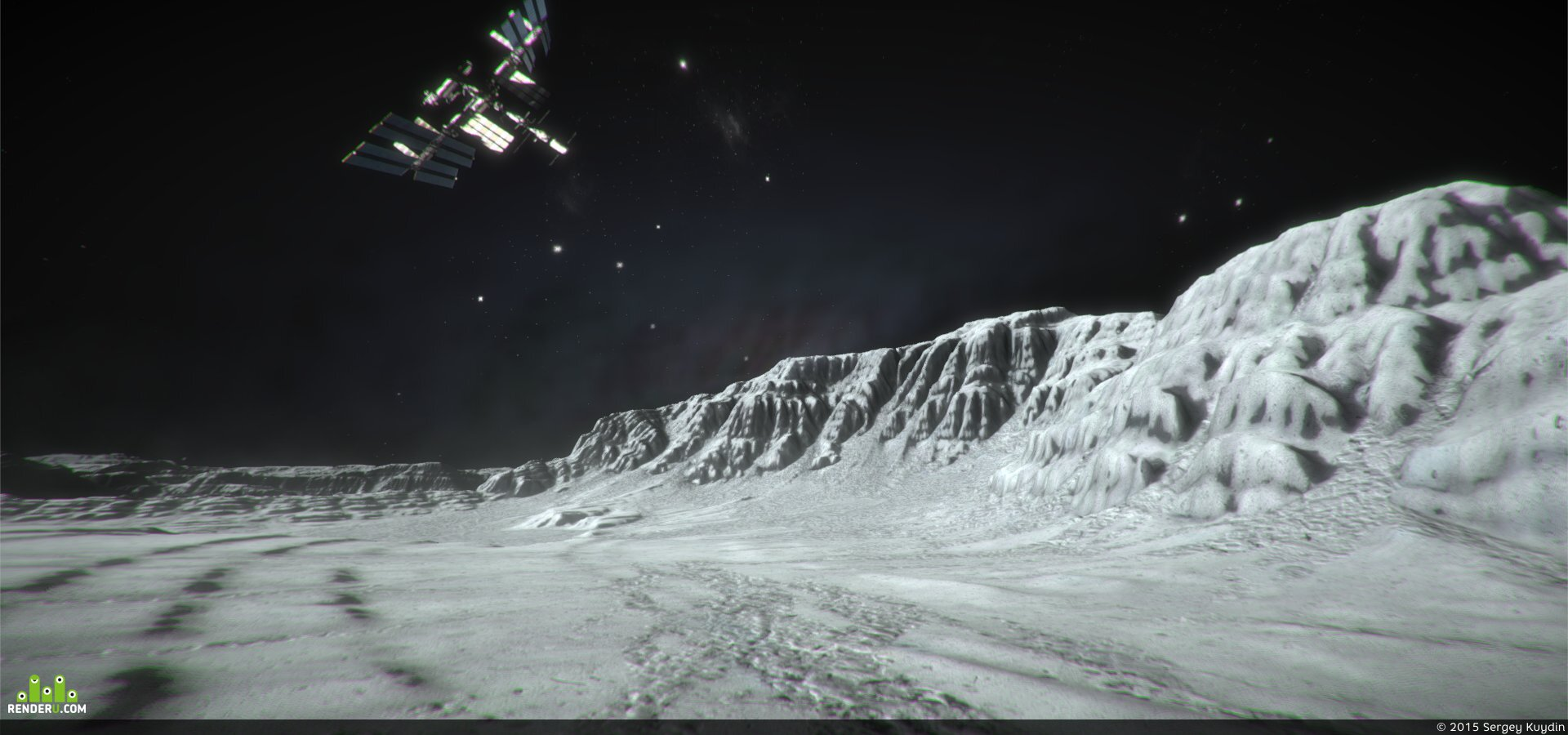 preview Moon environment