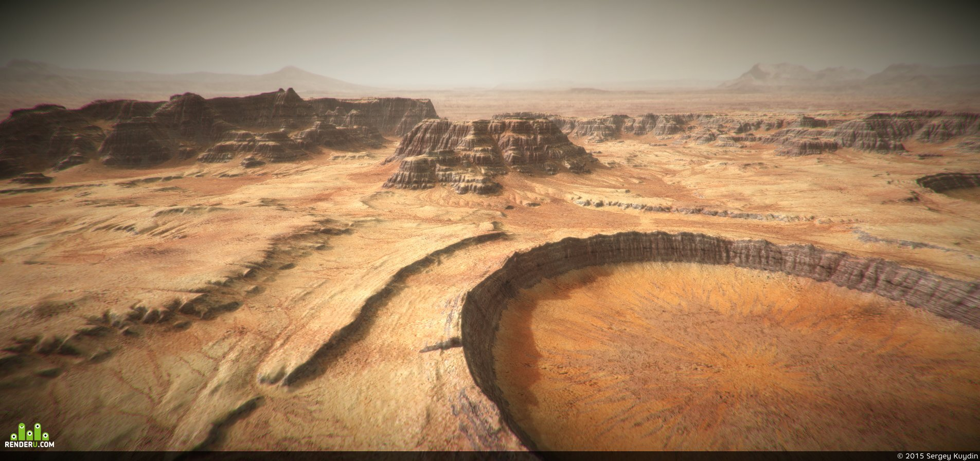 preview Mars Environment