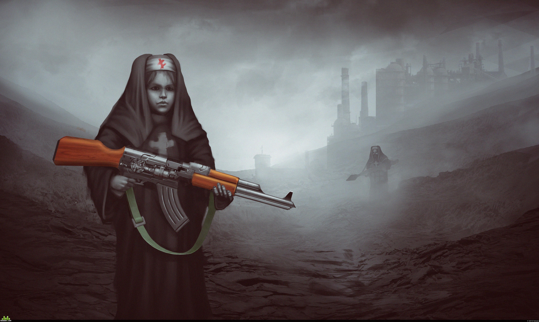 preview монахи войны