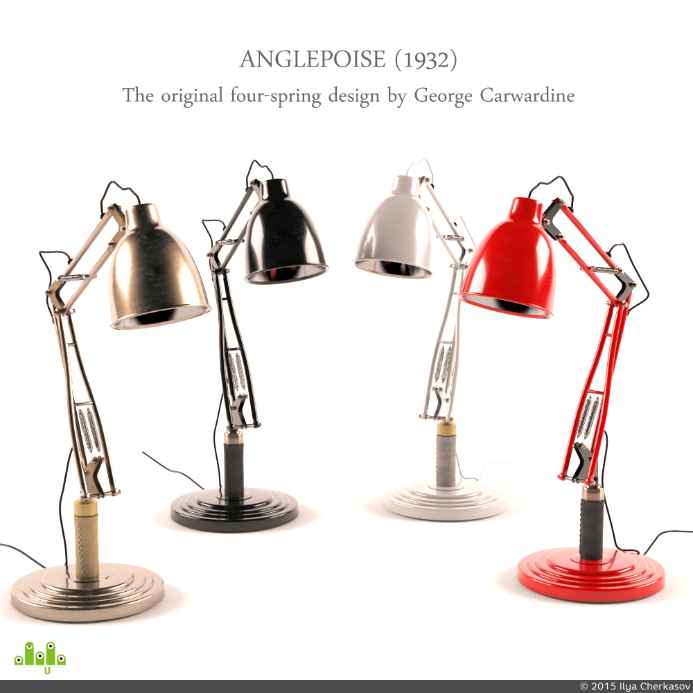 preview Anglepoise (1932)
