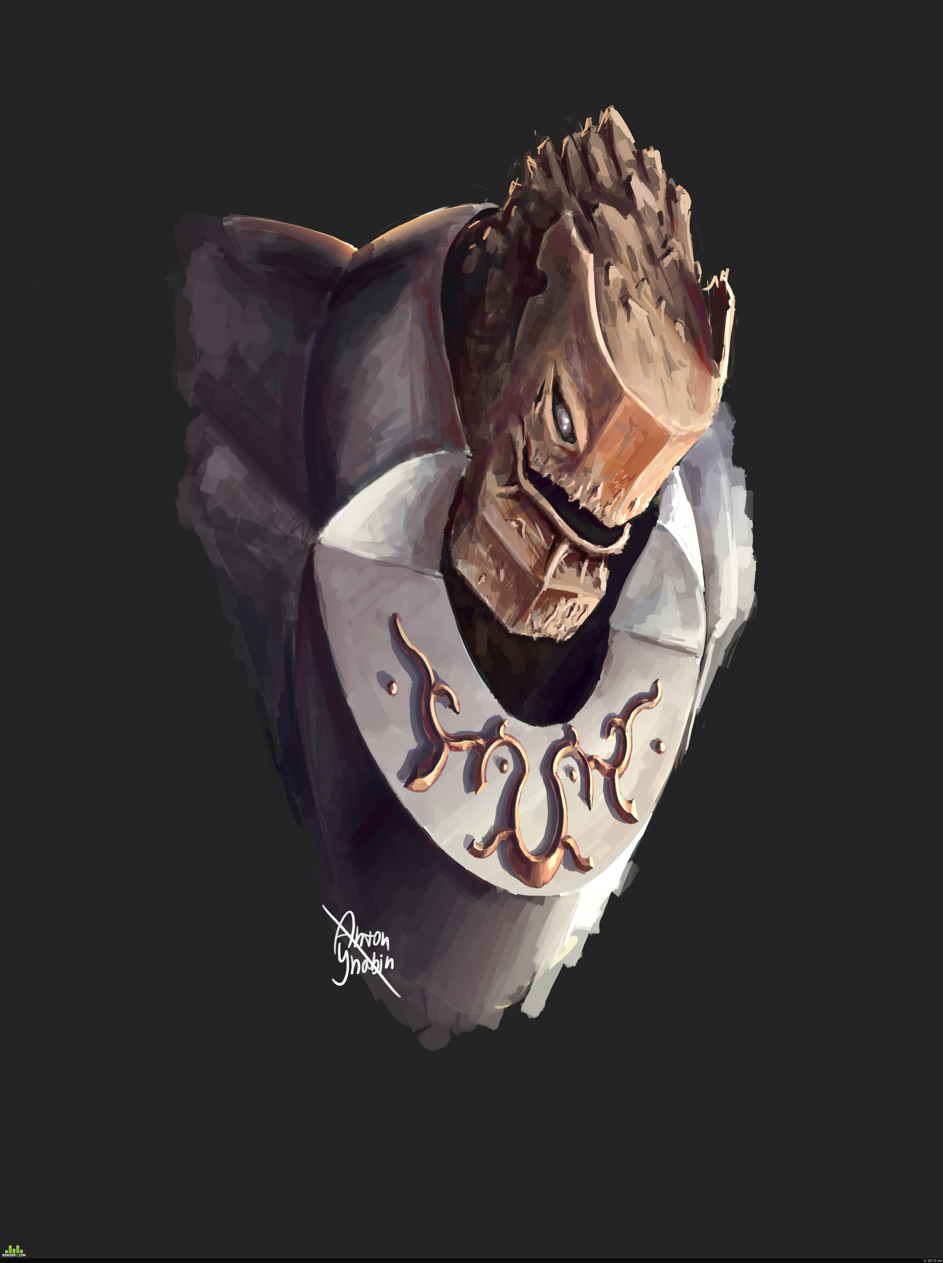 preview Бронированный рыцарь