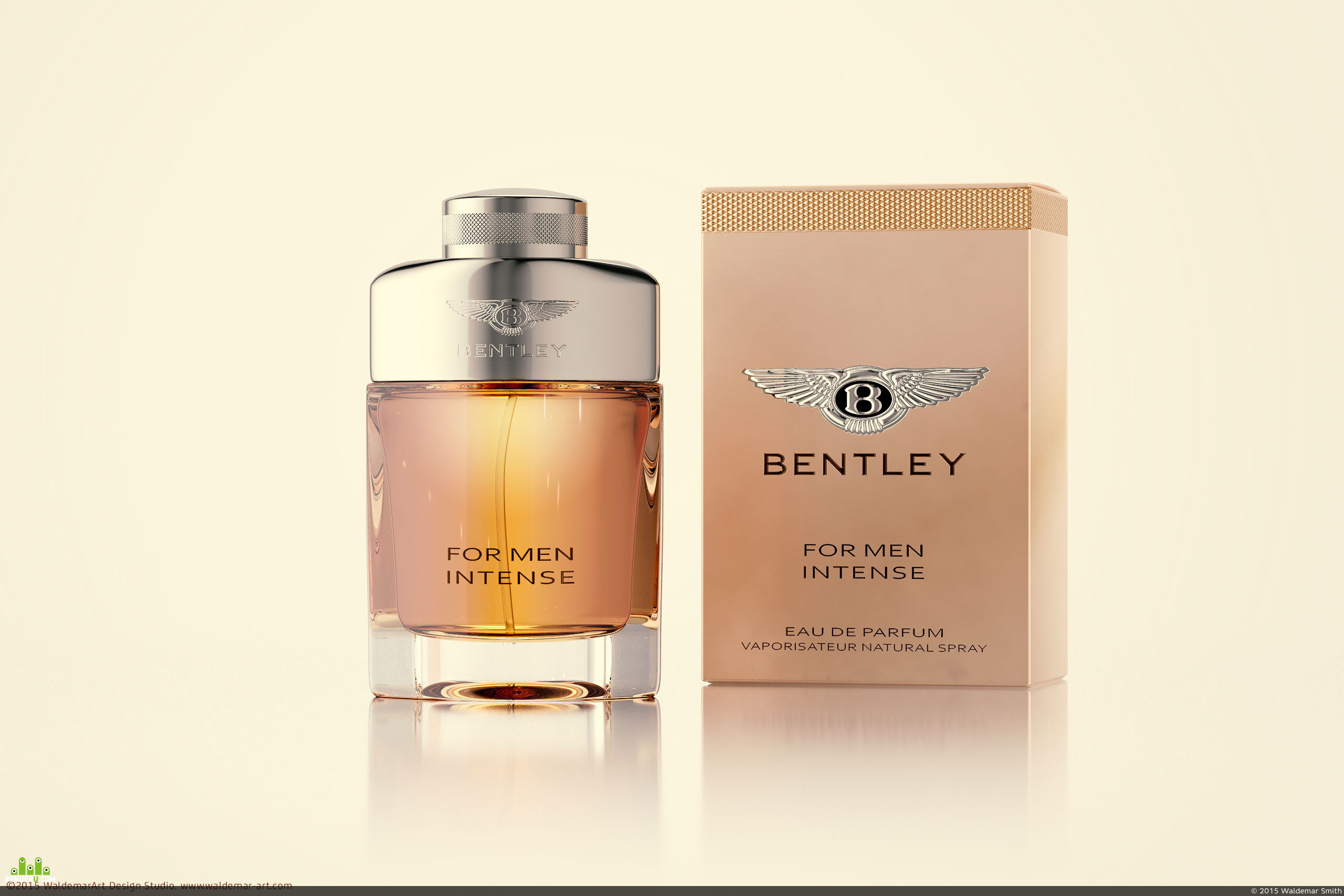 preview Туалетная вода Bentley For Men Intense