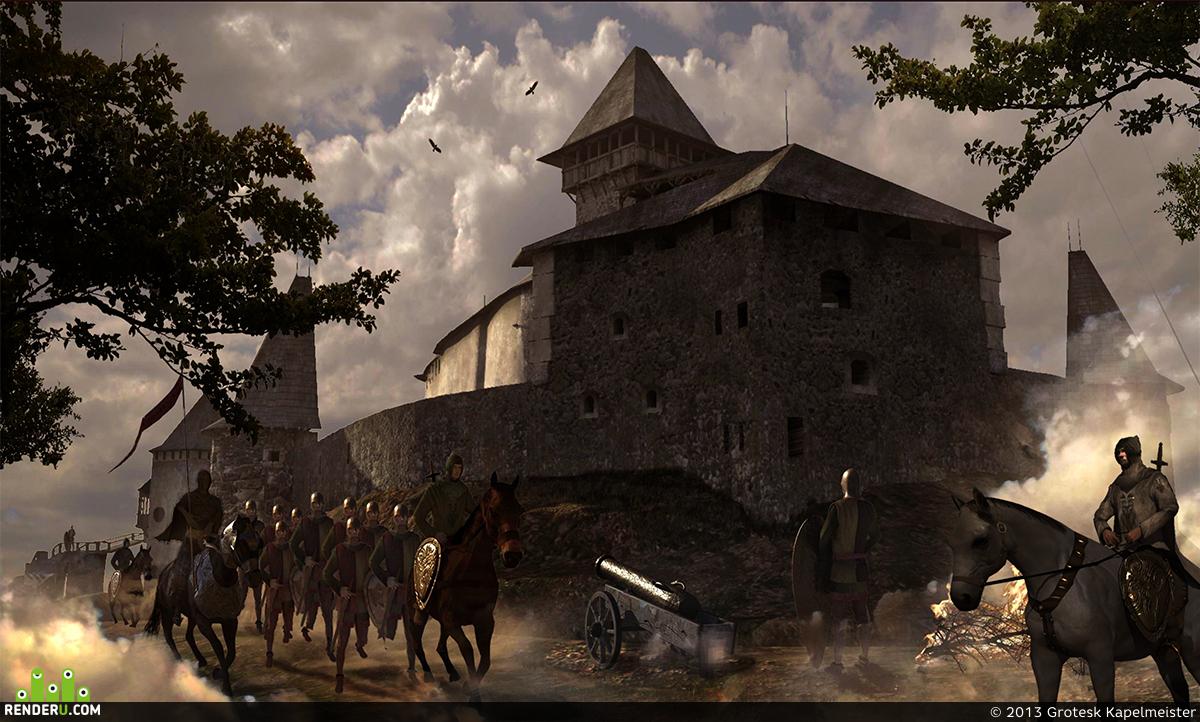 preview Невитский Замок