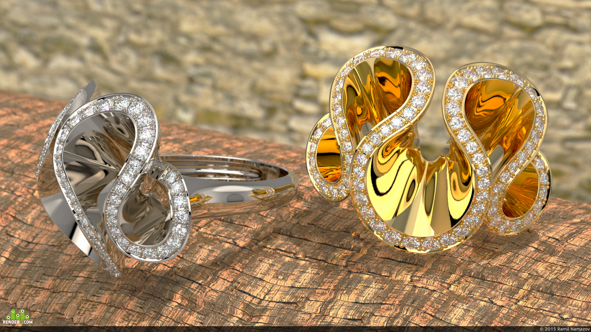 preview Diamond ring