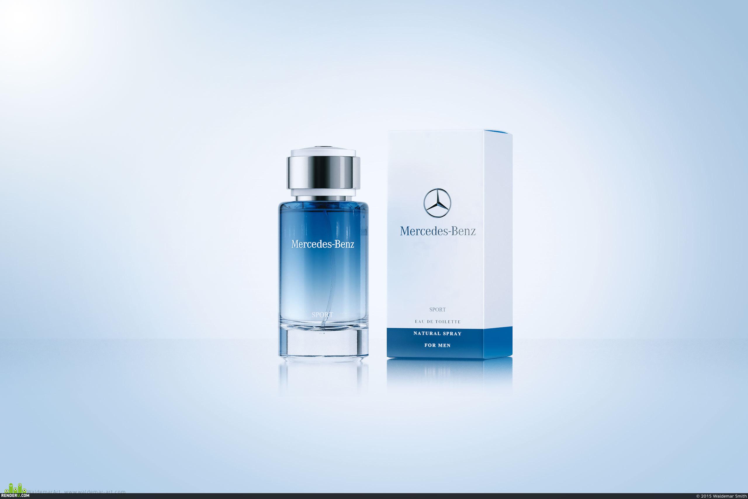 preview Парфюмерная вода Mercedes-Benz SPORT