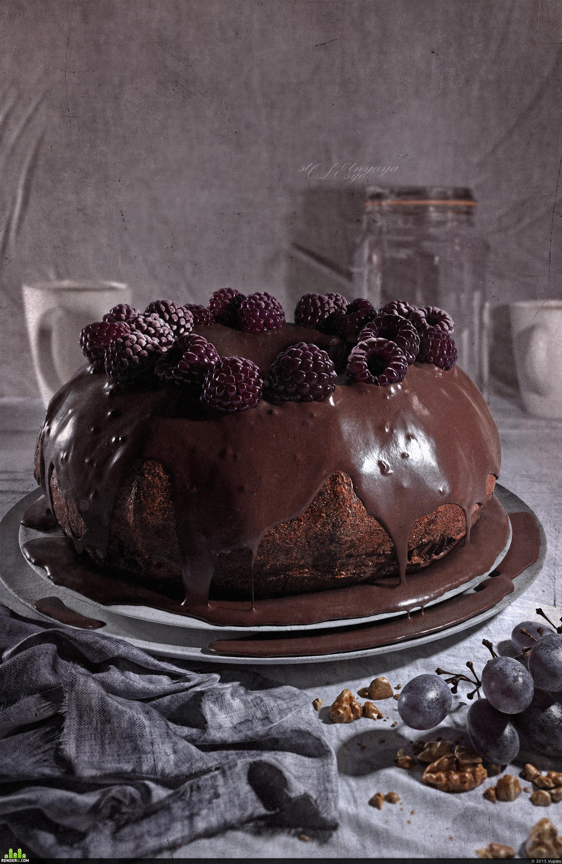 preview Blackberry cake