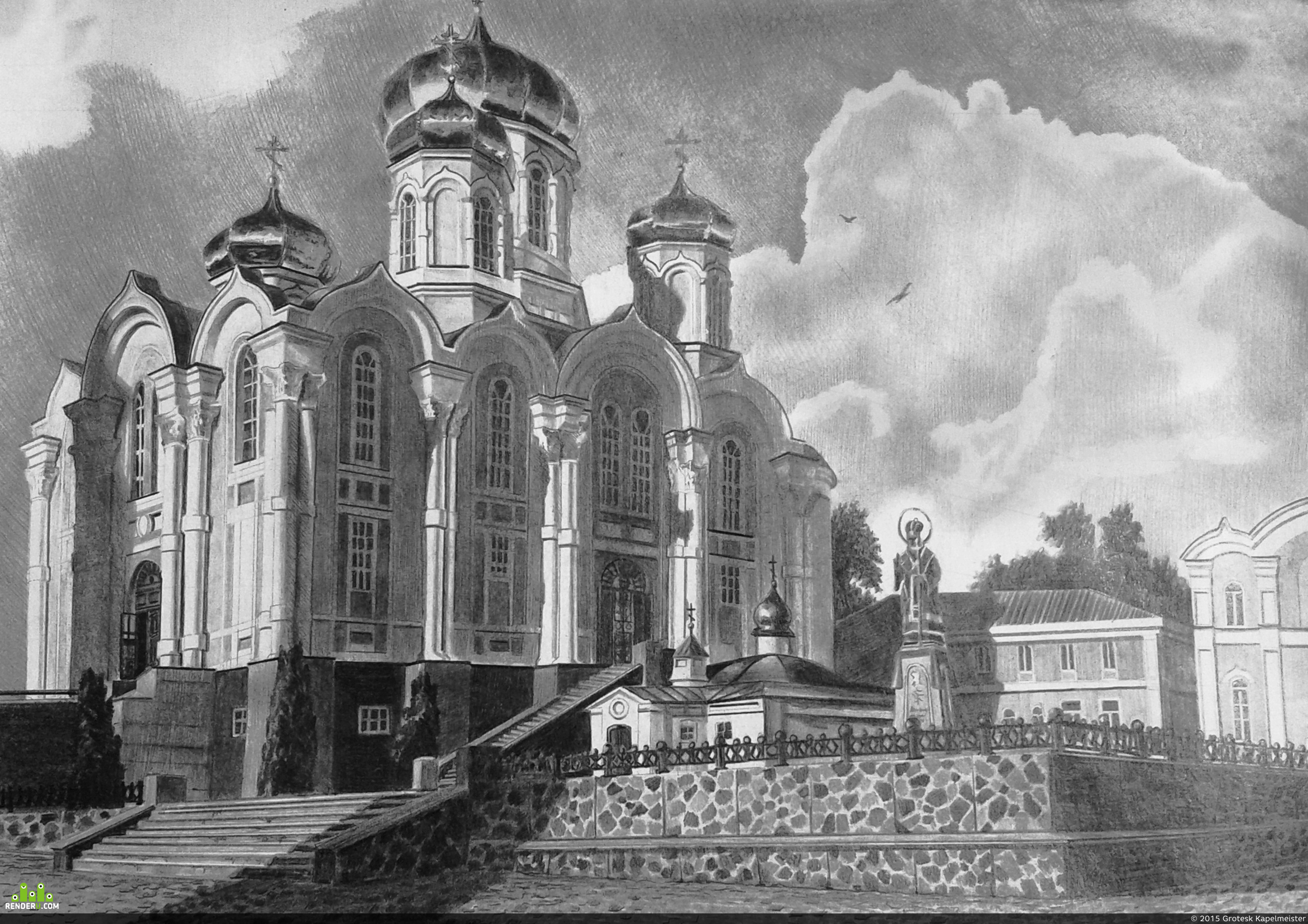 preview Владимирский Храм