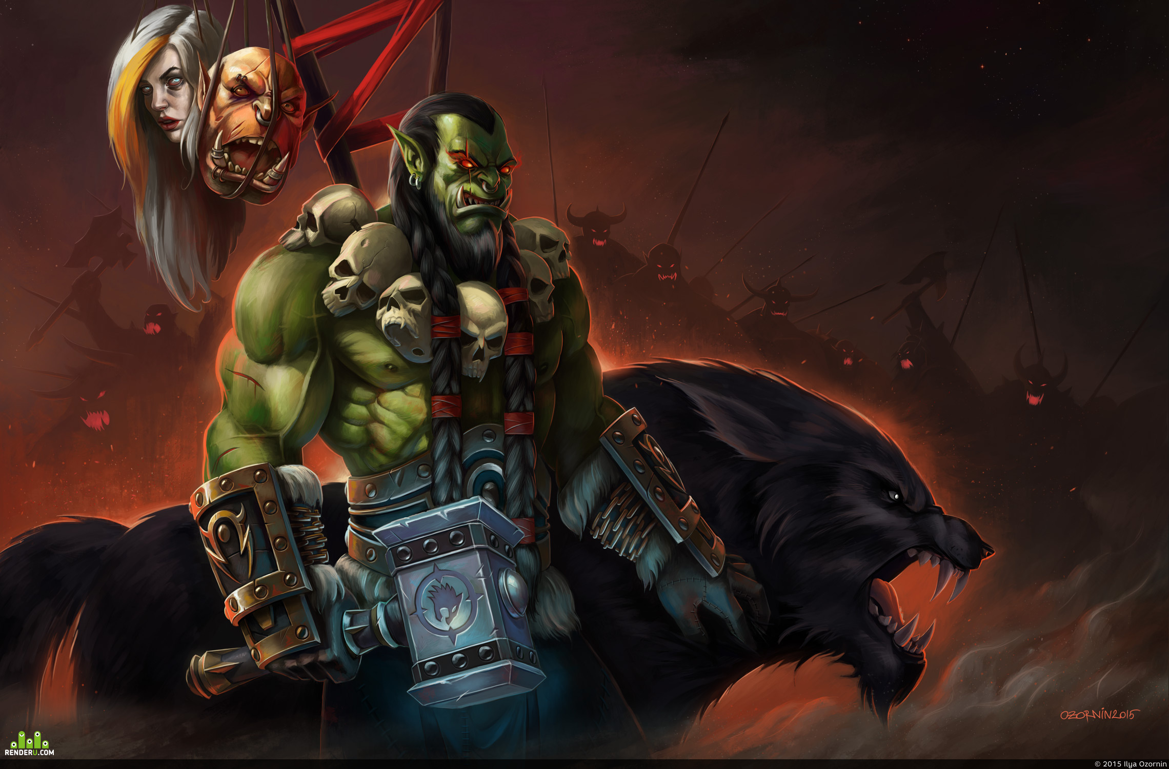 preview Thrall